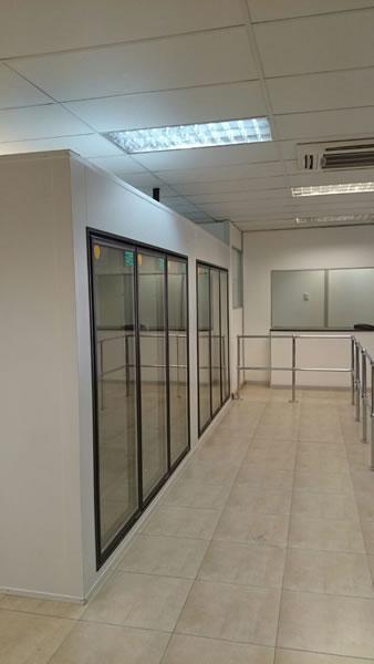 Pro Freeze Glass Door Cold Freezer Room