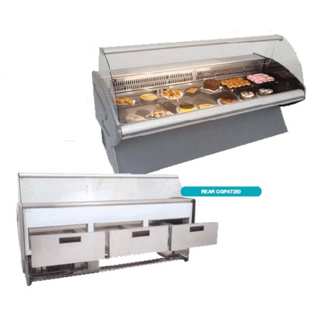 pastry-case
